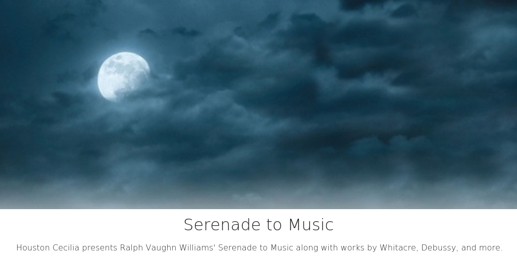 Serenade to Music