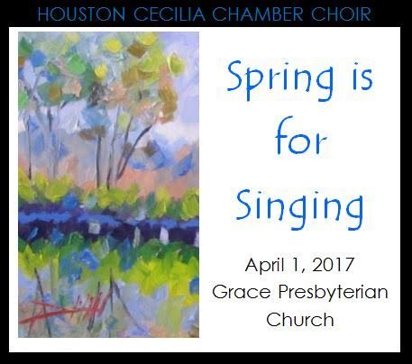 Spring is for Singing