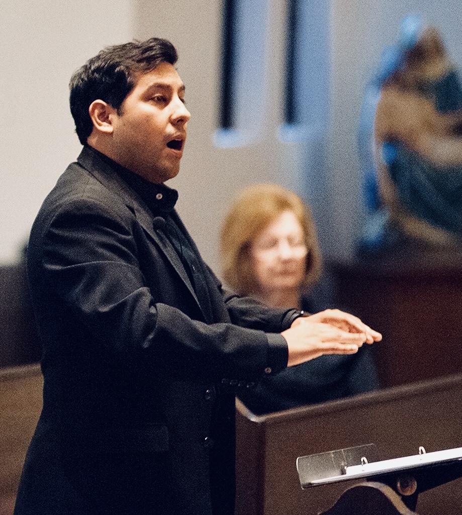 Gonzalo Conducting